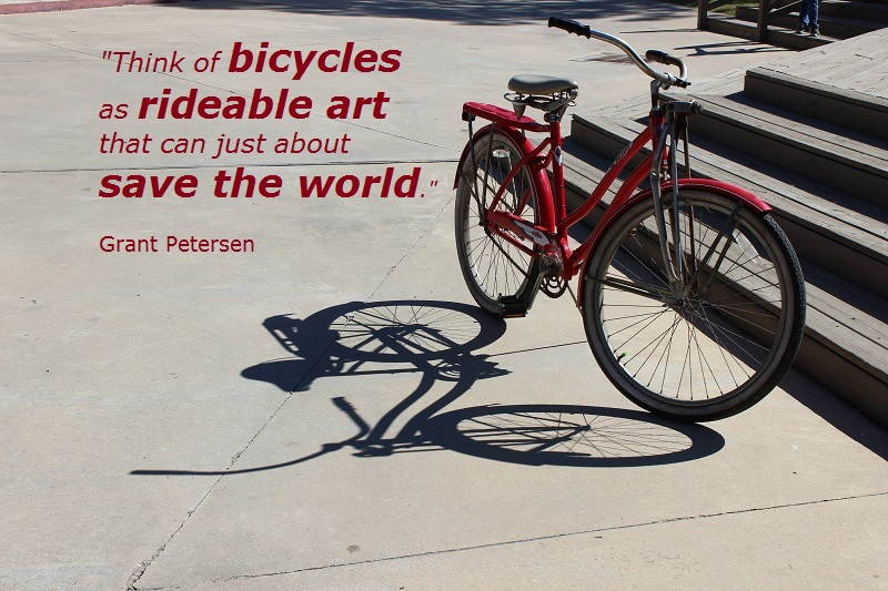 Ridable Art, Electric Bikes