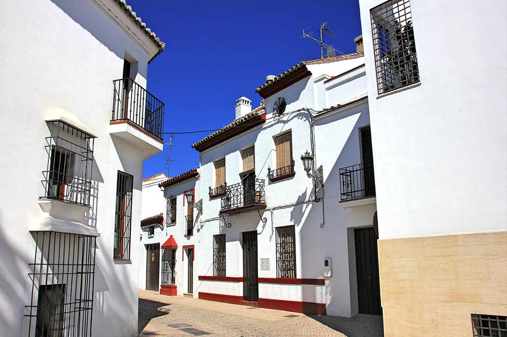 Montejaque white Andalucia village, ebike Spanish tours, edible bike tours marvellous montejaque