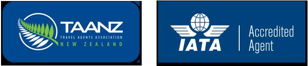 taanz, IATA logos